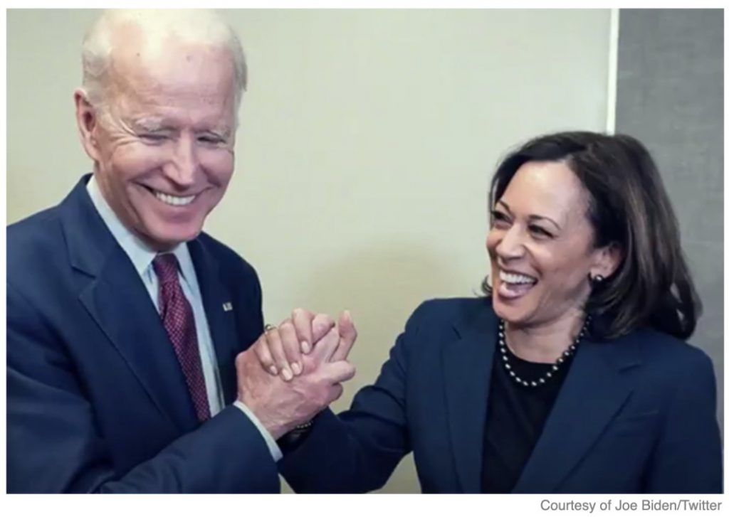 Joe Biden and Kamala Harris barely won the empathy vote.